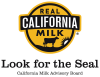 California Milk logo